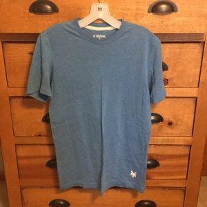 Short sleeve blue zoo York shirt. Medium.